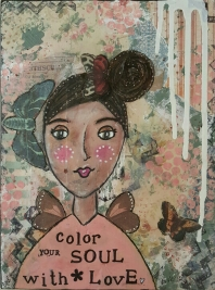 color your soul with love