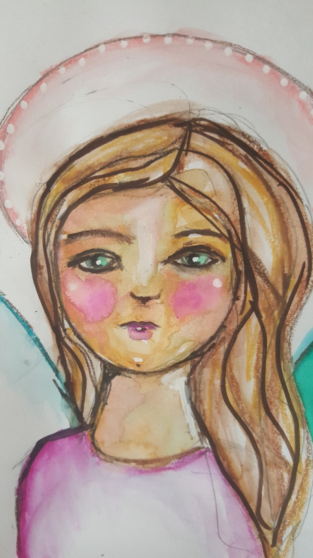 watercolor-angel